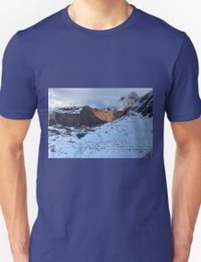Winter on Kitzsteinhorn 18 T-Shirt