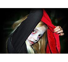 Little Vampire Photographic Print