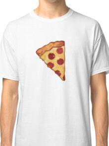 Pizza Emoji Classic T-Shirt