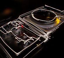 DJs Delight by Paul Welding