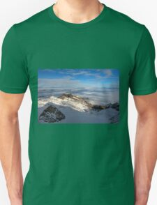 Winter on Kitzsteinhorn 19 T-Shirt