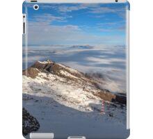 Winter on Kitzsteinhorn 19 iPad Case/Skin