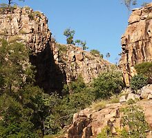 A beautiful scene in Katherine Gorge, Nitmiluk National Park by georgieboy98
