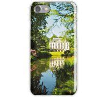 Arboretum de la Vallee-aux-Loups iPhone Case/Skin