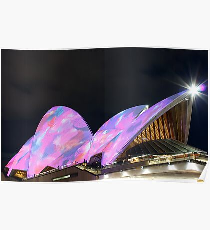 Pinky Sails Poster