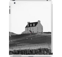 The House with the Red Door iPad Case/Skin