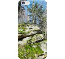Green Grows the Rock iPhone Case/Skin