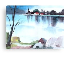 Tranquil 2 Canvas Print