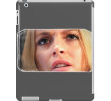 Lindsay F1 Close Up 1 iPad Case/Skin