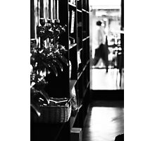 Too busy to stop for coffee Photographic Print