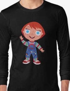 Chucky the Good Guys Doll Long Sleeve T-Shirt