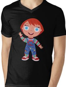 Chucky the Good Guys Doll Mens V-Neck T-Shirt