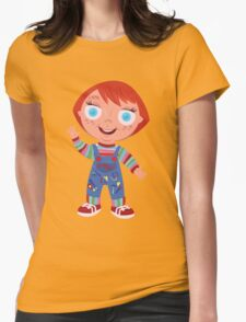 Chucky the Good Guys Doll Womens Fitted T-Shirt