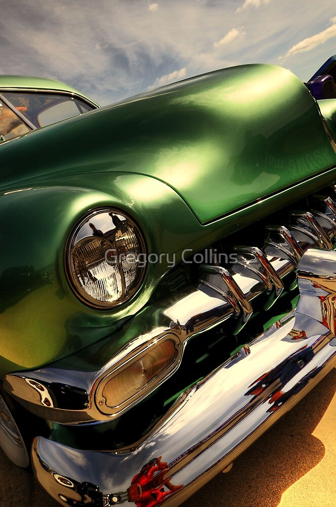 Woody by Gregory Collins