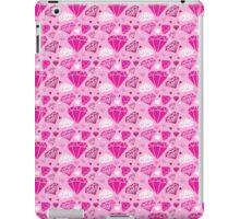 Gems-pink iPad Case/Skin