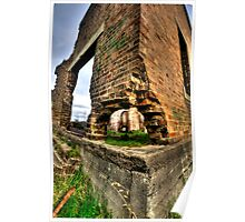 What A Blast - Blast Furnace Park, Lithgow - The HDR Experience Poster