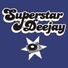 Superstar Deejay by Paul Welding
