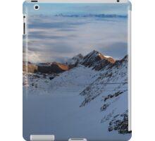 Winter on Kitzsteinhorn 21 iPad Case/Skin