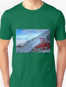 Winter on Kitzsteinhorn 22 T-Shirt