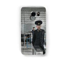 Standing Guard - DPRK Samsung Galaxy Case/Skin