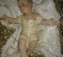 Old Baby Jesus by mattupchuck