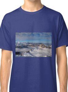 Winter on Kitzsteinhorn 23 Classic T-Shirt