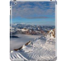 Winter on Kitzsteinhorn 23 iPad Case/Skin