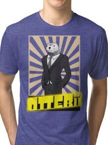 OTTER no.11  -  Bakuman Tri-blend T-Shirt