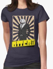 OTTER no.11  -  Bakuman Womens Fitted T-Shirt