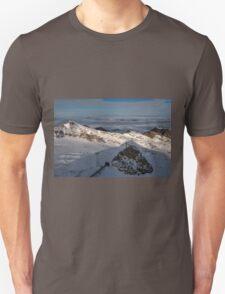 Winter on Kitzsteinhorn 24 Unisex T-Shirt