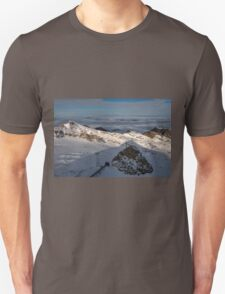 Winter on Kitzsteinhorn 24 T-Shirt