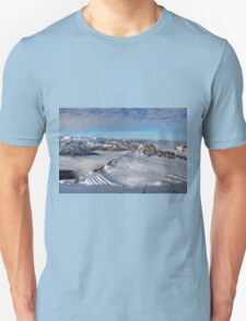 Winter on Kitzsteinhorn 25 T-Shirt