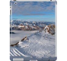 Winter on Kitzsteinhorn 25 iPad Case/Skin