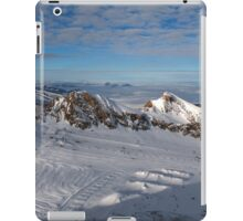 Winter on Kitzsteinhorn 26 iPad Case/Skin