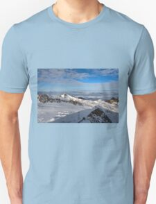 Winter on Kitzsteinhorn 27 T-Shirt