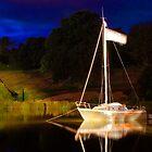 Big Chill Boat by Paul Welding