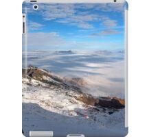 Winter on Kitzsteinhorn 29 iPad Case/Skin