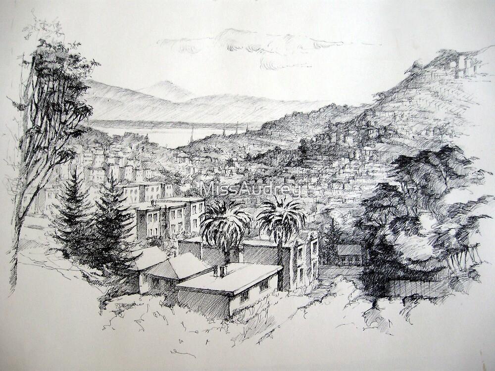 San Francisco Views  by MissAudrey