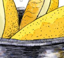 Lemon Composition Sticker