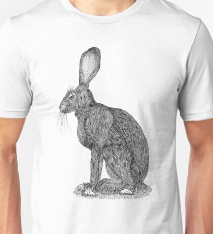 Sitting Rabbit Unisex T-Shirt