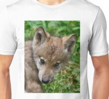 Timber Wolf Pup Unisex T-Shirt