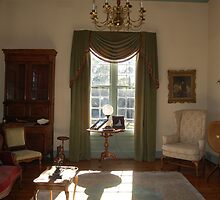 Stagecoach sitting room by JackieSmith