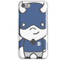 Devil Mascot Chibi Cartoon iPhone Case/Skin