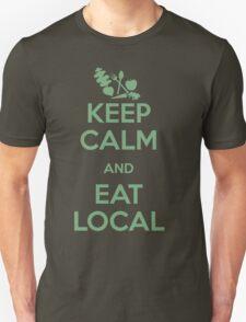 Eat Local Unisex T-Shirt