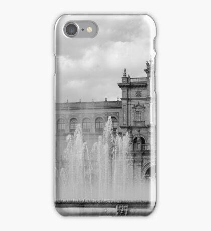 Plaza de España - Seville, Spain  iPhone Case/Skin