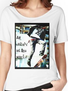 Skate Women's Relaxed Fit T-Shirt