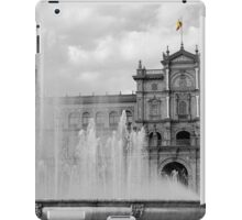 Plaza de España - Seville, Spain  iPad Case/Skin