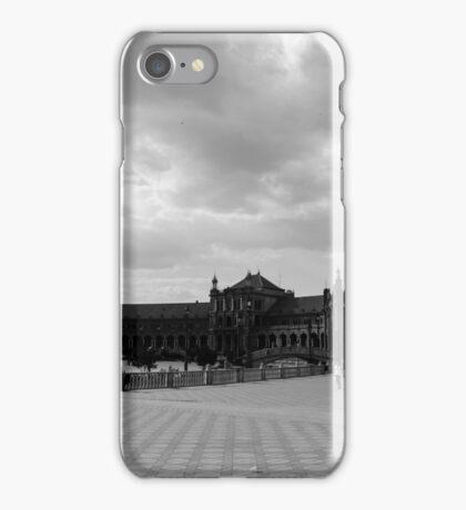 Plaza de España, Sevilla, Spain  iPhone Case/Skin