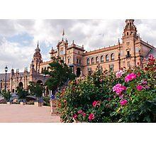 Plaza de España - Seville, Spain  Photographic Print