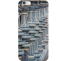 Plaza de España - Seville - Details iPhone Case/Skin